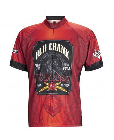 Old Crank Whiskey Cycling Jersey