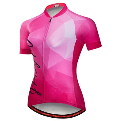 Colors Women's Cycling Jersey