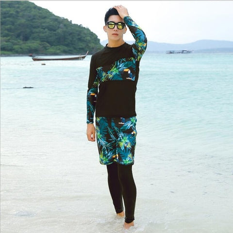 Men's/Women's Matching Rashguard Suits