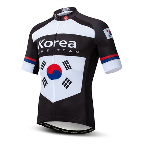 South Korea Pro Team Men's Cycling Jersey