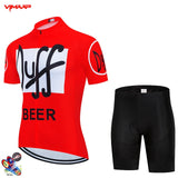 Duff Beer Men's Cycling Short Kit