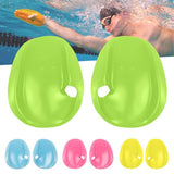 Swimming Stroke Professional Adjustable Silicon Hand Paddles