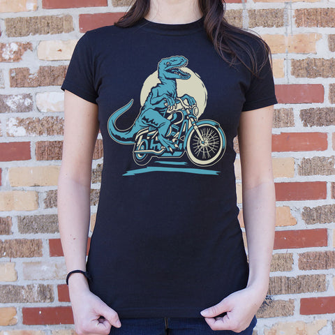 Raptor Cycle T-Shirt (Ladies)