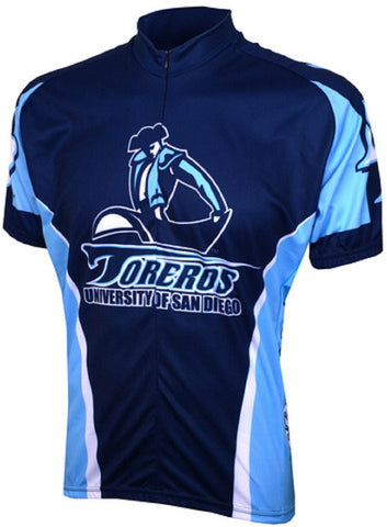 NCAA Men's Adrenaline Promotions San Diego Toreros Road Cycling Jersey