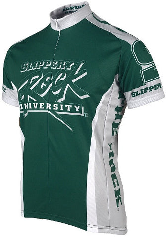 NCAA Men's Adrenaline Promotions University of Slippery Rock Cycling Jersey