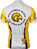 NCAA Men's Adrenaline Promotions Southern Mississippi Golden Eagles Cycling Jersey