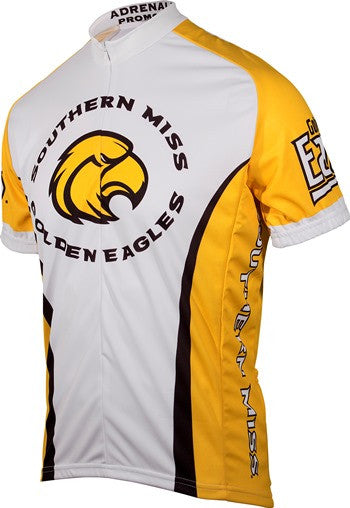 new concept 2e75a c0e2f NCAA Men's Adrenaline Promotions Southern Mississippi Golden Eagles Cycling  Jersey