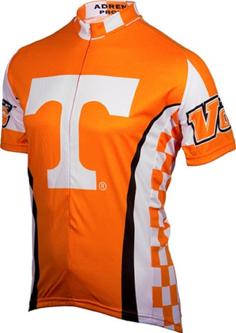 NCAA Men's Adrenaline Promotions Tennessee Volunteers Road Cycling Jersey