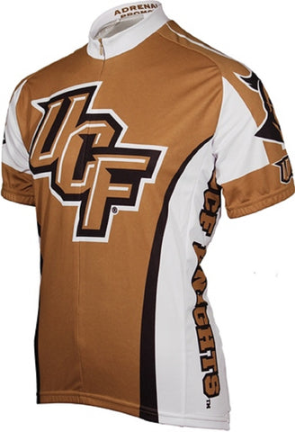 NCAA Men's Adrenaline Promotions Central Florida Knights Cycling Jersey