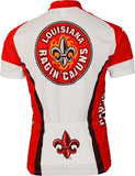 NCAA Men's Adrenaline Promotions University of Louisiana at Lafayette Cycling Jersey