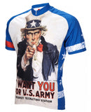 Uncle Sam Cycling Jersey