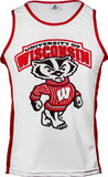 NCAA Men's Wisconsin Badgers RUN/TRI Singlet