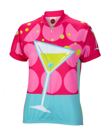 World Jerseys Women's Anthony Martini Time Cycling Jersey
