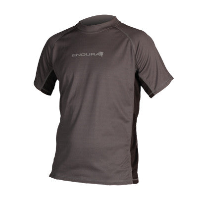 Endura Cairn Base Layer Grey/Black Shirt