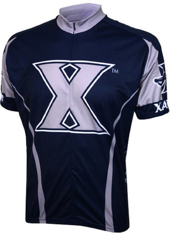 NCAA Men's Adrenaline Promotions Xavier Musketeers Cycling Jersey