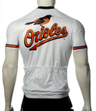 MLB Baltimore Orioles Men's Cycling Jersey, X-Small