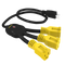 STANLEY 31497 Power Squid Mini Multiplier, Black/Yellow - wattsonsale