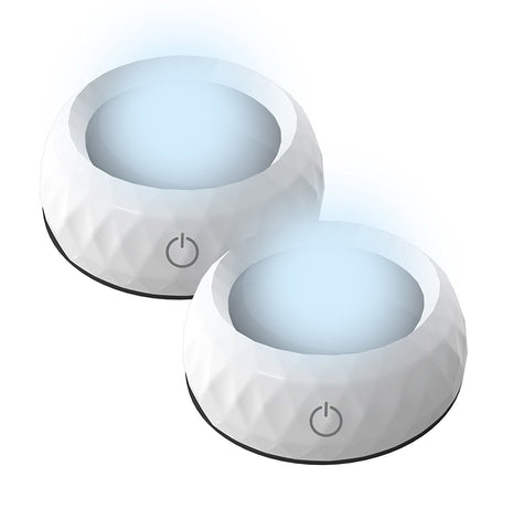 STANLEY 32730 2-Pack LED Touch Sensor Light - wattsonsale
