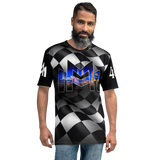 MM Atlanta Men's T-shirt Dry-Fit Racing Shirt