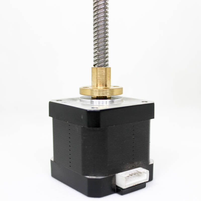 Nema 17 Stepper Motor with Integrated Lead Screw