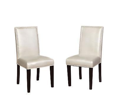 Bayden Hill 022627PRL02U Stewart Dining Chairs Set Of Two