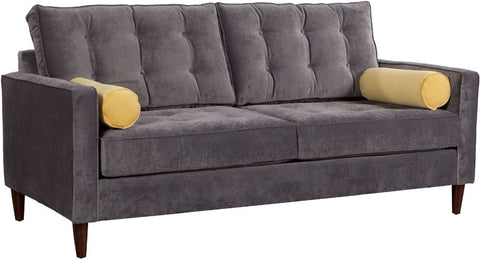 Zuo Modern 100178 Savannah Sofa Color Golden & Slate - Peazz Furniture - 1