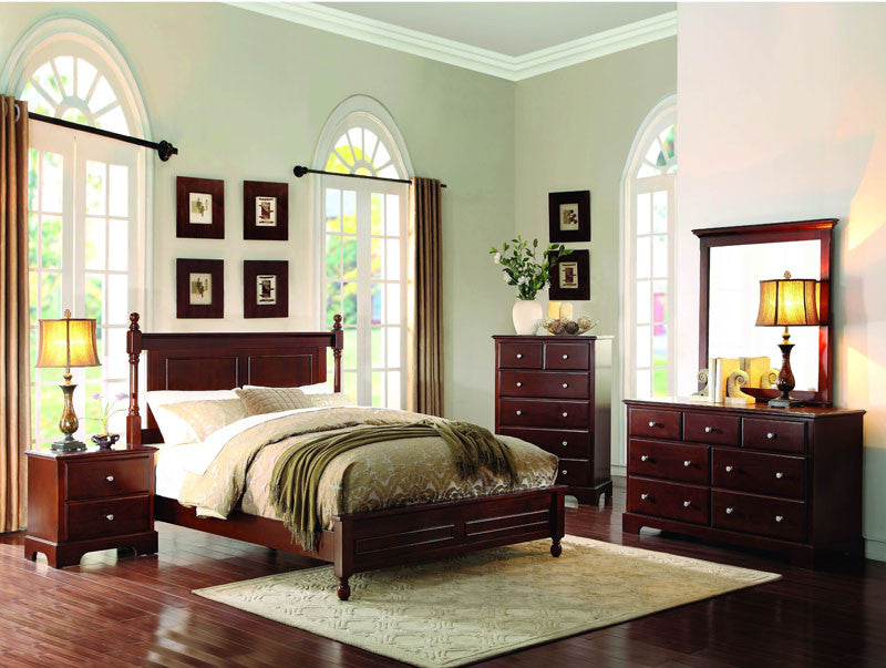 Homelegance 1356c-5 Morelle Collection Color Cherry