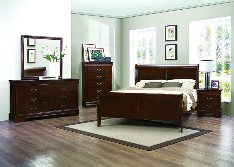 Homelegance 2147f-1 Mayville Collection Color Burnished B...