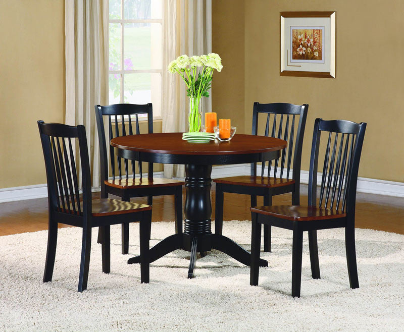 Homelegance 2458 Andover Collection Color Antique Oak / B...