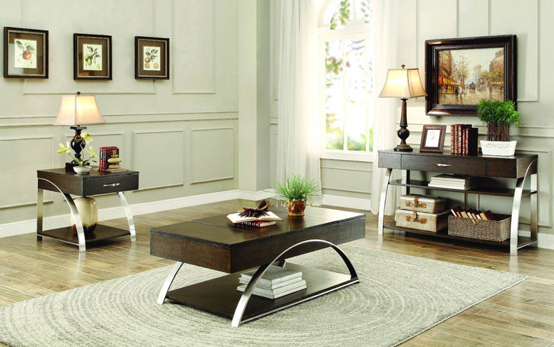Homelegance 3533-05 Tioga Collection Color Espresso (only...