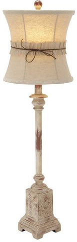 "Bayden Hill Ps Mtl Buffet Lamp 31""H - Peazz.com"