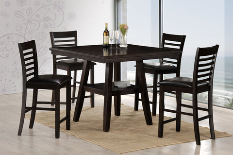 United Furniture Industries 5007-45 Carson Dining Table - Peazz Furniture