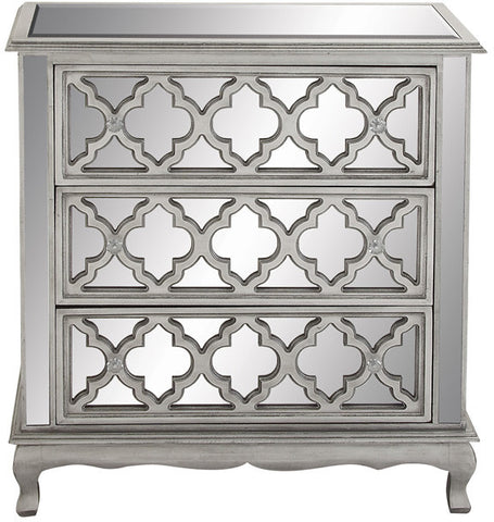 "UMA Inc Wd Mirr Dresser 32""W, 35""H - Peazz Furniture"