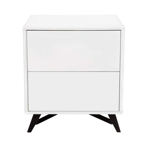 Tempo End Table with Drawer Storage