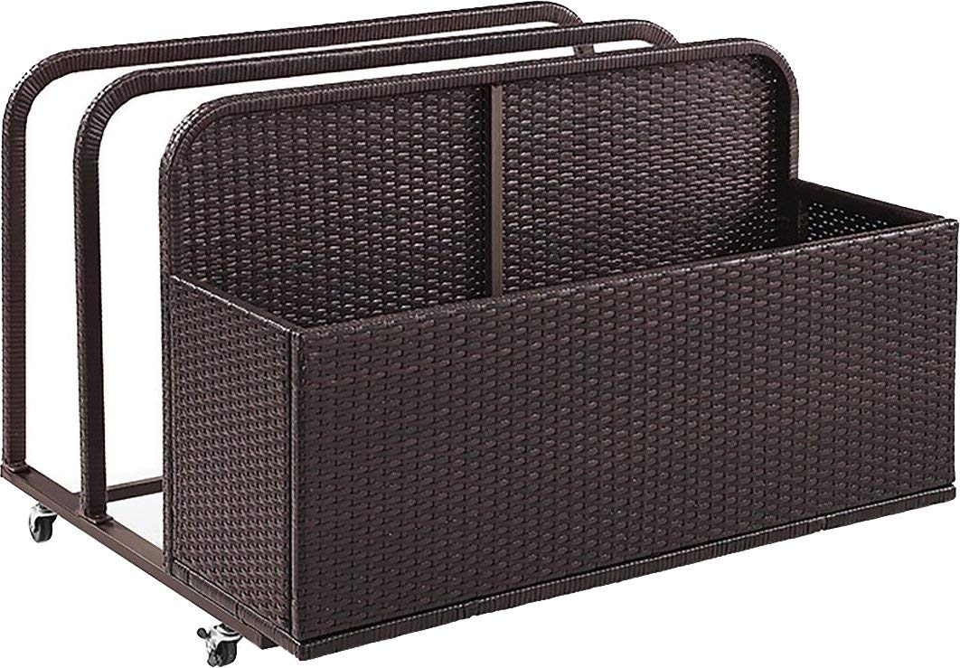 Crosley Furniture Co7303-br Palm Harbor Outdoor Wicker Ro...