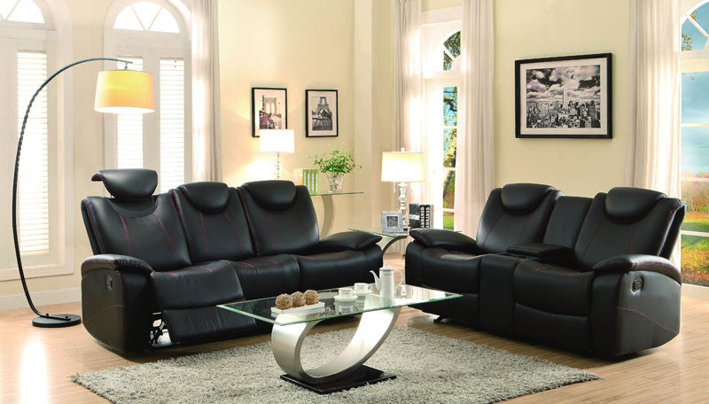 Homelegance 8524bk-3 Talbot Collection Color Black Bonded...