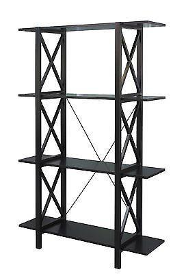 Bayden Hill 86110C124-01-KD-U Anna Double Bookcase
