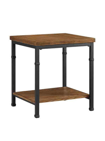 Linon 862254ASH01U Austin End Table