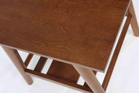 Linon CG134BIR01U Charlotte End Table