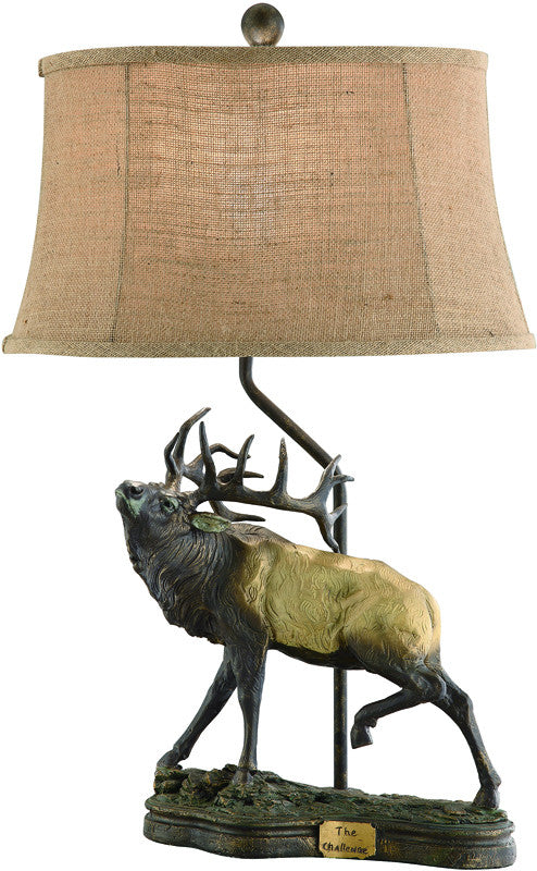 Crestview Collection Ciaup500 The Challenge Table Lamp 10...