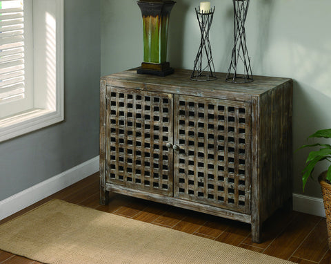 Crestview Collection CVFZR297 Rustic Buffet Cabinet 39.5 X 19 X 30 - Peazz Furniture