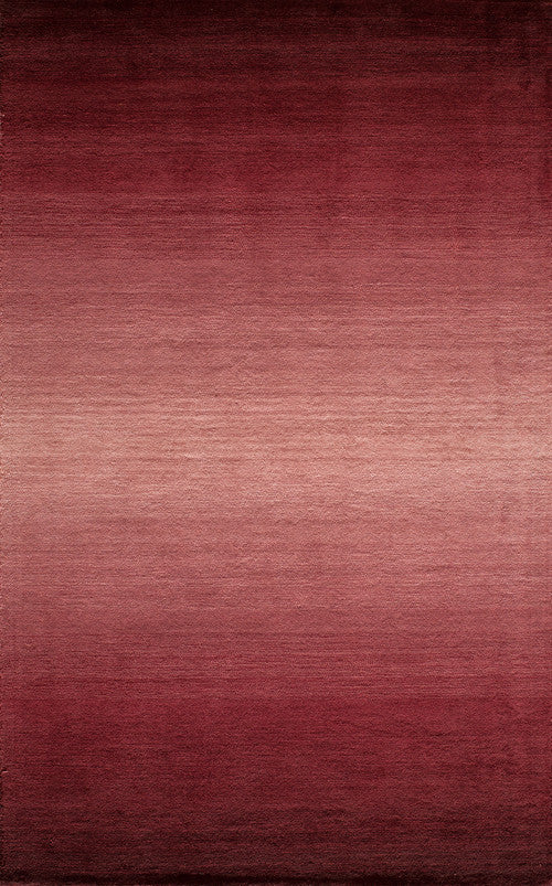 Hand Tufted Metro Collection Plum Rugs 16523 Product Photo