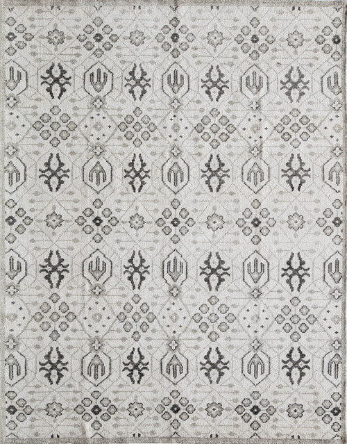 Indian Hand Knotted Nova Collection Ivory Rugs 267 Product Photo