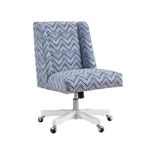 Linon OC046CHEV01U Dobby Chevron Office Chair