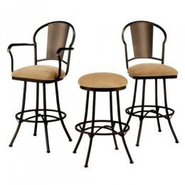 Charleston Barstool - Peazz Furniture
