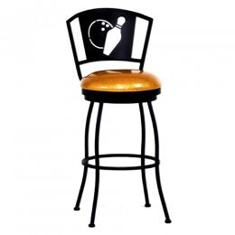 10-Pin Barstool - Peazz Furniture