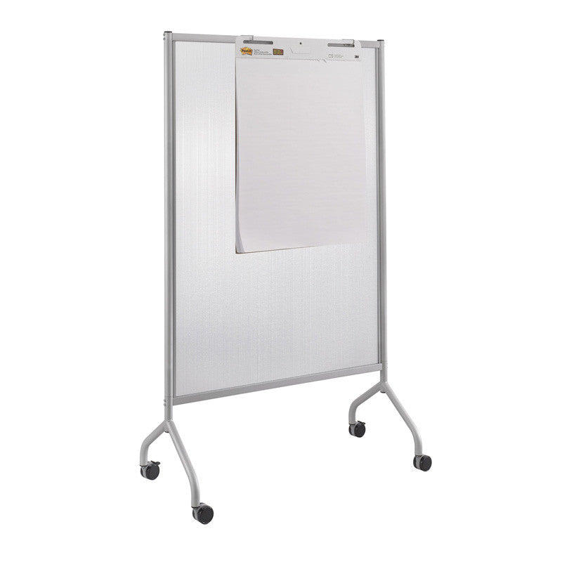 Safco 8510gr Impromptu® Full Polycarbonate Screen, 42 X 72