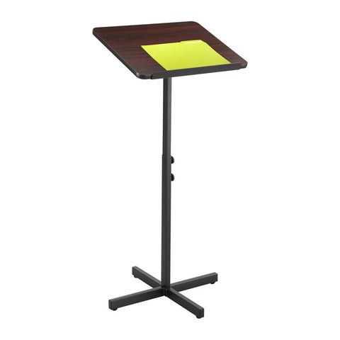Safco 8921MH Adjustable Speaker Stand - Peazz Furniture