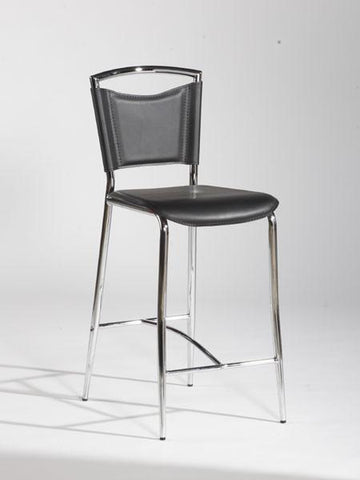 Chintaly GWEN-BS Bar Height Stool - BarstoolDirect.com