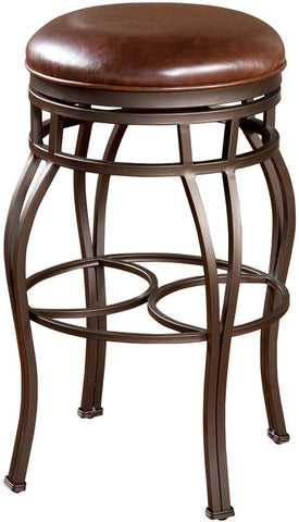 American Heritage Billiards 126715PP-L32.2 Traditional Counter Stool - Peazz Furniture